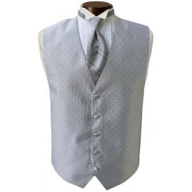 Custom Color Ralph Lauren Vineyards Vest and Tie Set