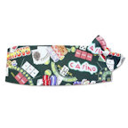 Las Vegas Casino Games Cummerbund and Tie Set