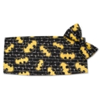 Batman Cummerbund and Tie