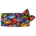 Hawaiian Tropical Fish Cummerbund and Tie