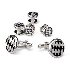 Manhattan Cufflinks and Studs