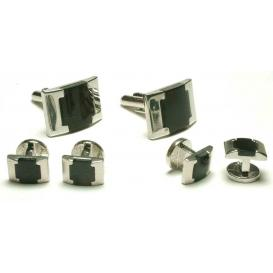 Vashon Cuffllinks and Studs