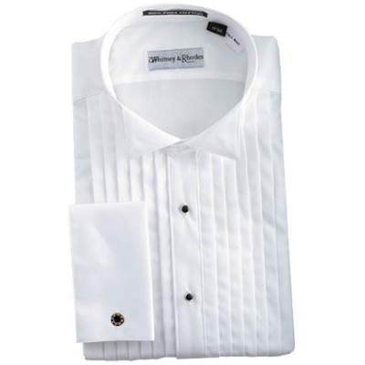 David 39 S Formal Wear Big And Tall Wing Collar Tuxedo Shirt