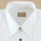 Gitman Big and Tall Lay Down Collar Tuxedo Shirt