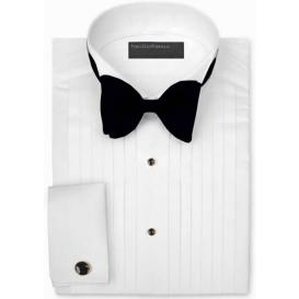 Joseph & Feiss Wing Collar Tuxedo Shirt