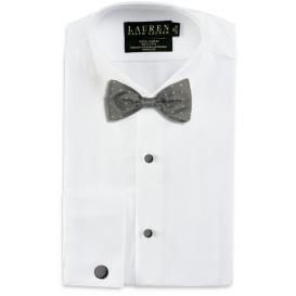 David 39 s formal wear ralph lauren james wing collar for Tuxedo shirt without studs
