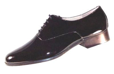 david s formal wear roma patent leather formal tuxedo shoes