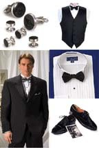 Classic Tuxedo Package