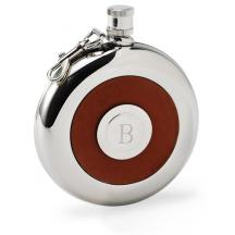 Oxford Pocket Flask with Shot